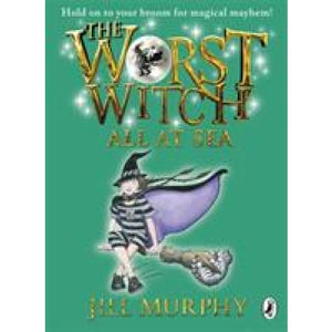 The Worst Witch All at Sea - Penguin Books 9780141349626