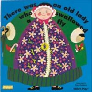There Was an Old Lady Who Swallowed a Fly - Child's Play International 9780859530187