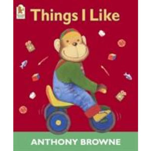 Things I Like - Walker Books 9780744598582