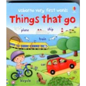 Things That Go - Usborne Books 9781409551799