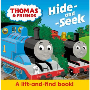 Thomas & Friends: Hide Seek: Lift-the-flap book - Egmont 9781405293129