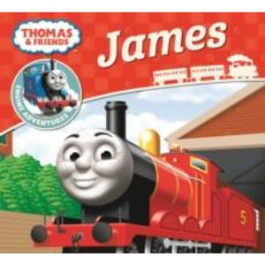 Thomas & Friends: James - Egmont 9781405279765