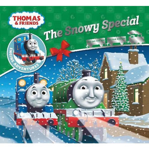 Thomas & Friends: The Snowy Special - Egmont 9781405287715