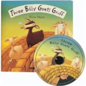 Three Billy Goats Gruff - Child's Play International 9781846430893
