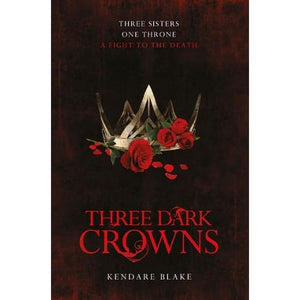 Three Dark Crowns - Pan Macmillan 9781509804559