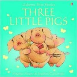 Three Little Pigs - Usborne Books