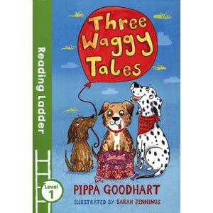Three Waggy Tales - Egmont 9781405286435