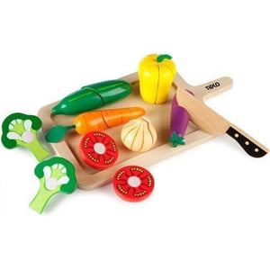 Tidlo Cutting Vegetables Set - 781493980375