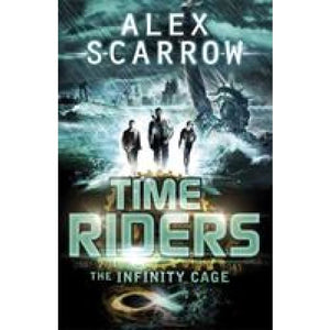 TimeRiders: The Infinity Cage (book 9) - Penguin Books 9780141337203