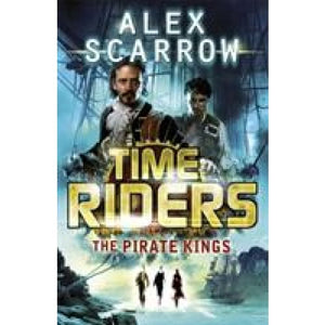 TimeRiders: The Pirate Kings (Book 7) - Penguin Books 9780141337180