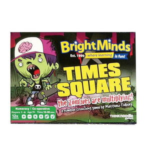 Times Square Timestables game - BrightMinds