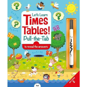 Times Tables - Imagine That Publishing 9781789581515