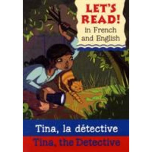 Tina the detective/Tina la detective - b small publishing 9781905710577