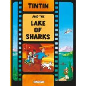 Tintin and the Lake of Sharks - Egmont 9781405206341