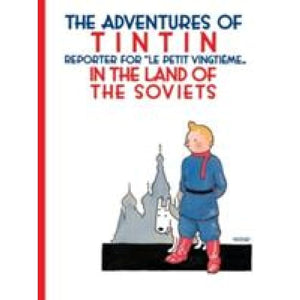 Tintin in the Land of Soviets - Egmont 9781405266512