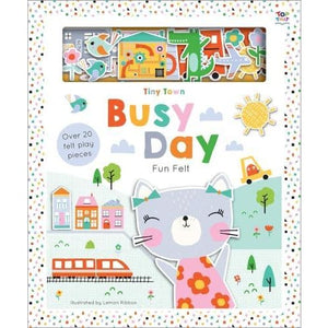 Tiny Town Busy Day - Imagine That Publishing 9781787003408