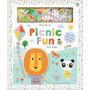 Tiny Town Picnic Fun - Imagine That Publishing 9781787003392