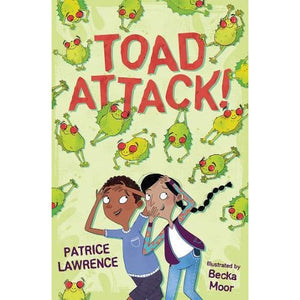 Toad Attack! - Barrington Stoke 9781781128442