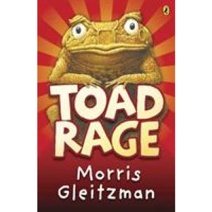 Toad Rage - Penguin Books 9780141306551