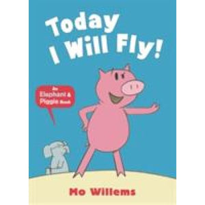 Today I Will Fly! - Walker Books 9781406338485