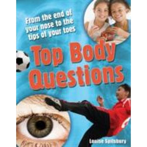 Top Body Questions: Age 8-9 Above Average Readers - Bloomsbury Publishing 9781408112878