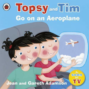 Topsy and Tim: Go on an Aeroplane - Penguin Books 9781409300571