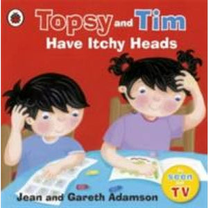 Topsy and Tim: Have Itchy Heads - Penguin Books 9781409307204