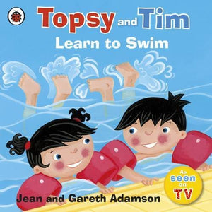 Topsy and Tim: Learn to Swim - Penguin Books 9781409300601