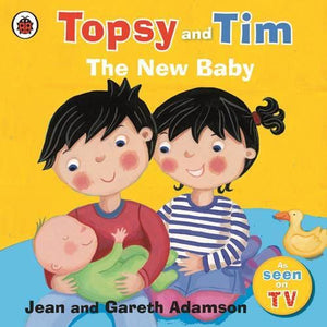 Topsy and Tim: The New Baby - Penguin Books 9781409300564