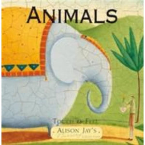 Touch and Feel Animals - Templar Publishing 9781848770034