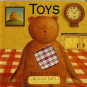 Touch and Feel Toys - Templar Publishing 9781848770027