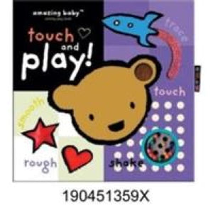 Touch and Play! - Templar Publishing 9781904513599
