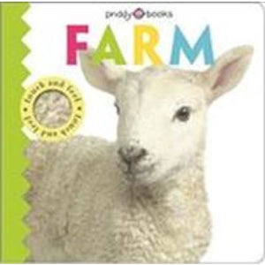 Touch & Feel Friends Farm - Priddy Books 9781783418282