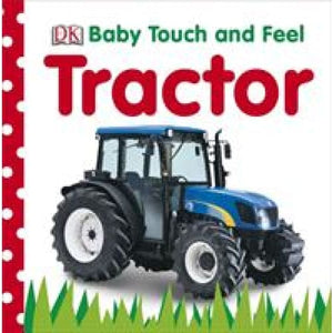 Tractor - Dorling Kindersley 9781405362573