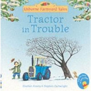 Tractor In Trouble - Usborne Books 9780746063071