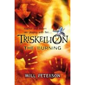 Triskellion 2: The Burning - Walker Books 9781406307108