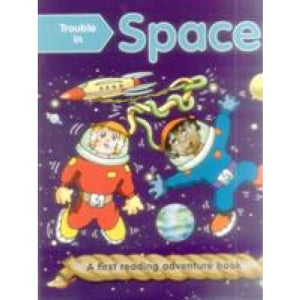 Trouble in Space - Anness Publishing 9781861474919