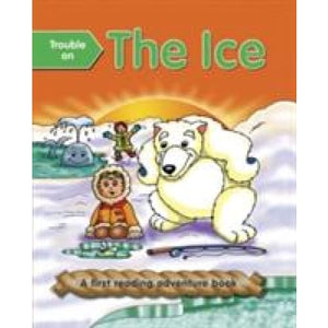 Trouble on the Ice - Giant Size - Anness Publishing 9781861474926