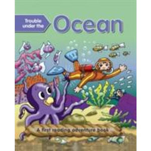 Trouble Under the Ocean (Giant Size) - Anness Publishing 9781861474933