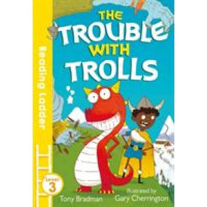 Trouble with Trolls - Egmont 9781405286831
