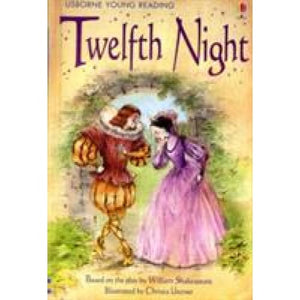 Twelfth Night - Usborne Books 9780746099001