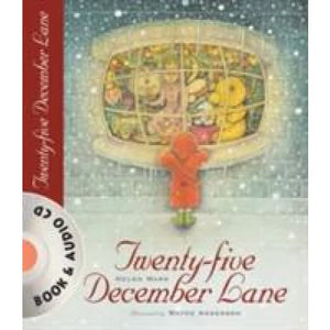 Twenty-five December Lane: Book & CD - Templar Publishing 9781840116847