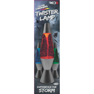 Twister Lamp - Gadget Store 5060512157567