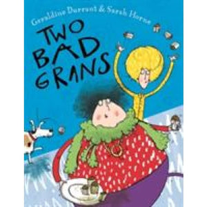 Two Bad Grans - Templar Publishing 9781848123366