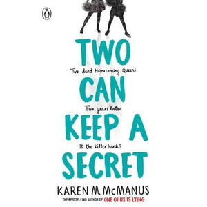 Two Can Keep a Secret - Penguin Books 9780141375656