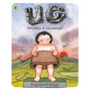 UG: Boy Genius of the Stone Age and His Search for Soft Trousers - Penguin Books 9780141374055