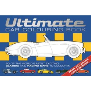 Ultimate Car Colouring Book - Award Publications 9781909763128