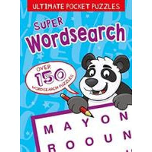 Ultimate Pocket Puzzles: Super Wordsearch for Kids - Arcturus Publishing 9781788884822