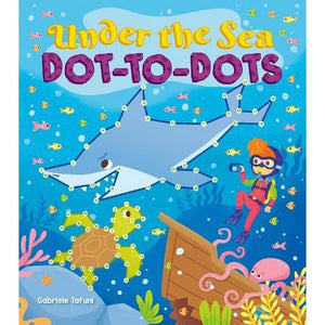 Under the Sea Dot-to-Dots - Arcturus Publishing 9781788286053