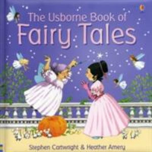 Usborne Book Of Fairy Tales Combined Volume - Books 9780746064115